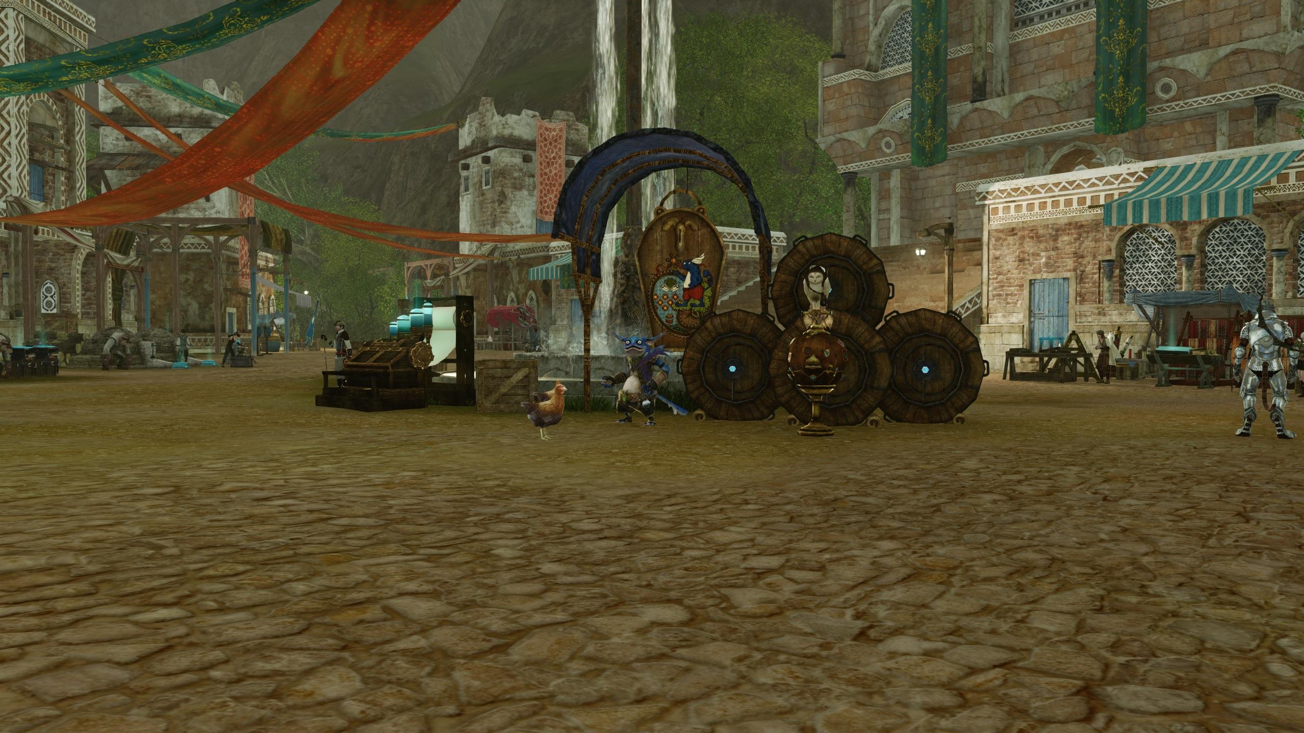 Updated FOV mod : archeage